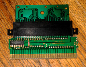 NES 60 pin to 72 pin converter